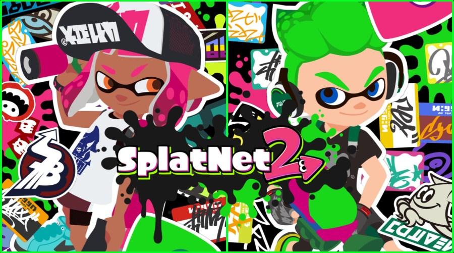 SplatNet 2 Octoling
