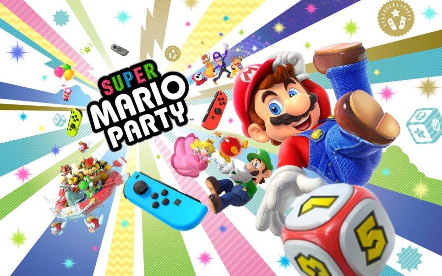 Super Mario Party Gamescom