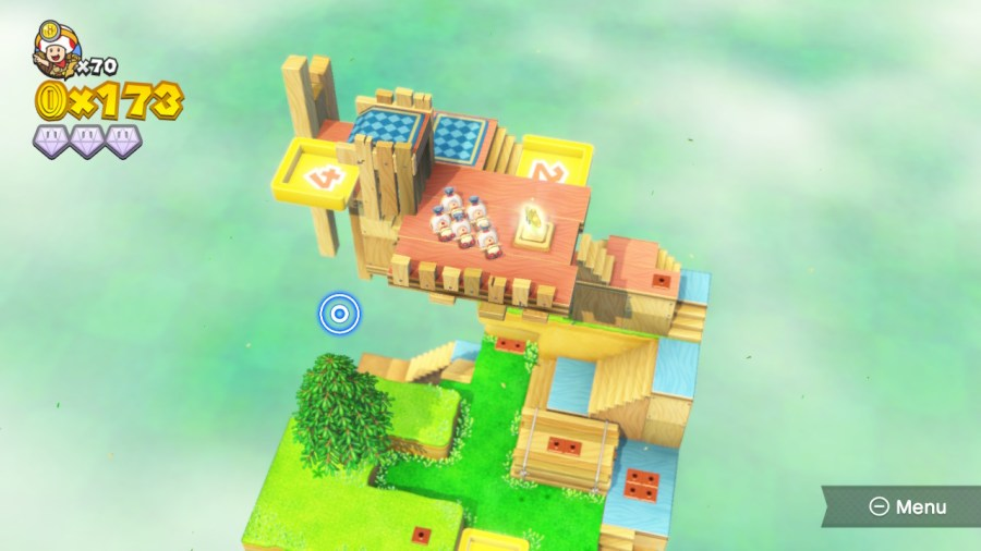 Captain Toad Switch Review