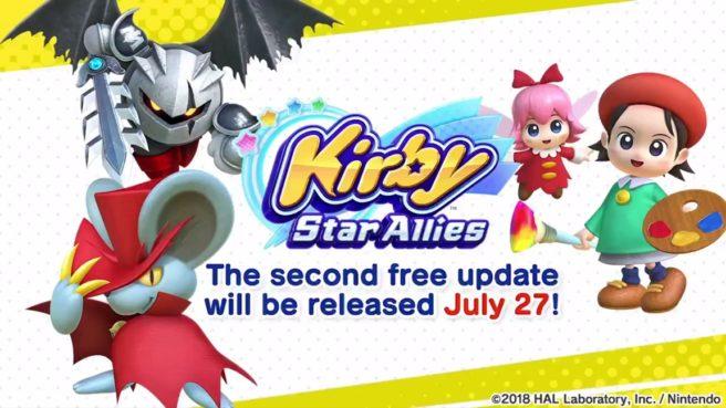 Kirby Star Allies version 3.0.0
