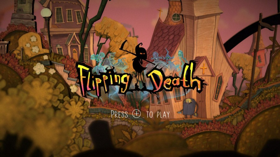 Flipping Death preview