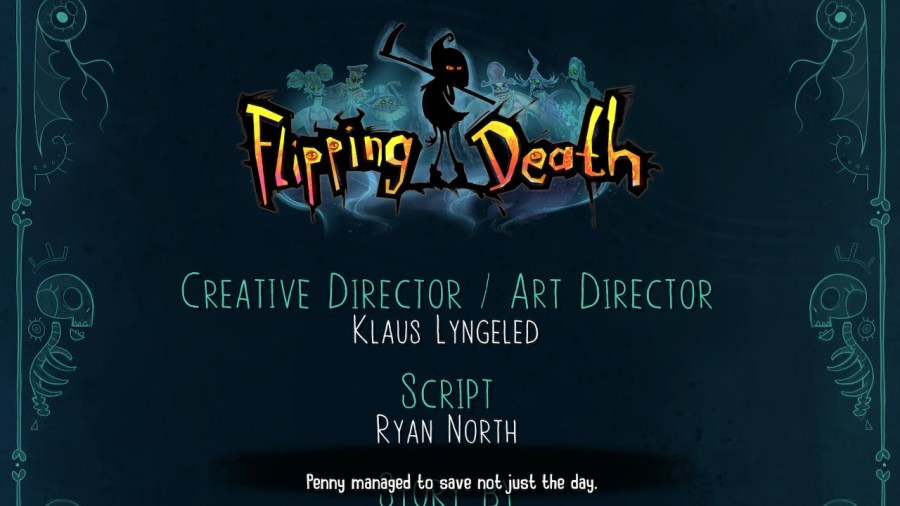 Flipping Death switch review