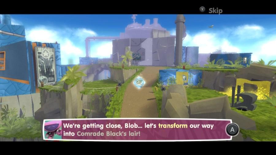 de Blob 2 switch review