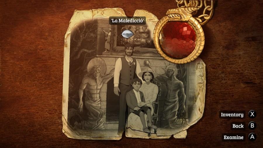 Broken Sword 5  switch review