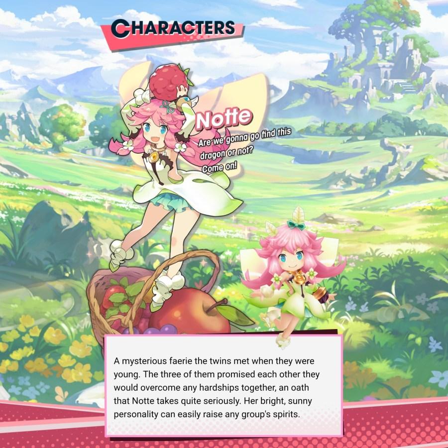 Dragalia Characters (2)