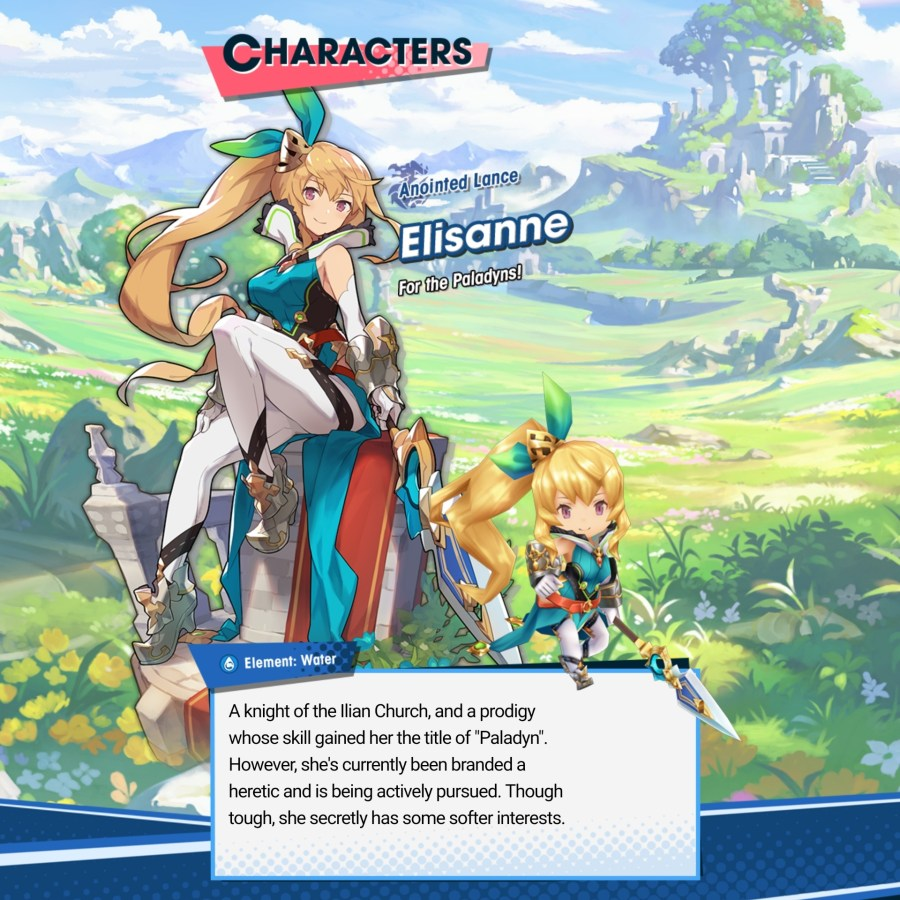 Dragalia Characters (3)