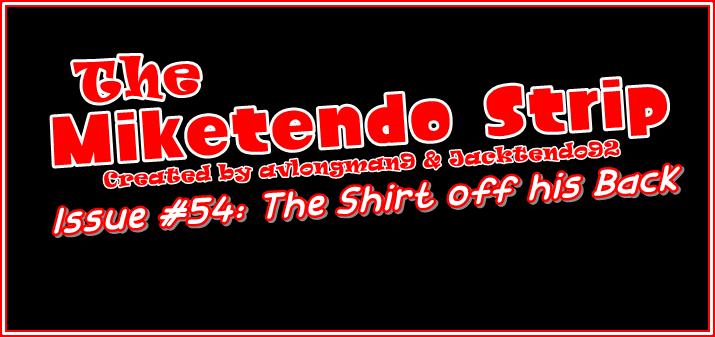 Miketendo Strip Banner v2018 #54