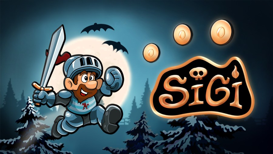 Sigi – A Fart for Melusina switch review