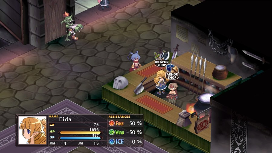 Disgaea 1 Complete Switch review