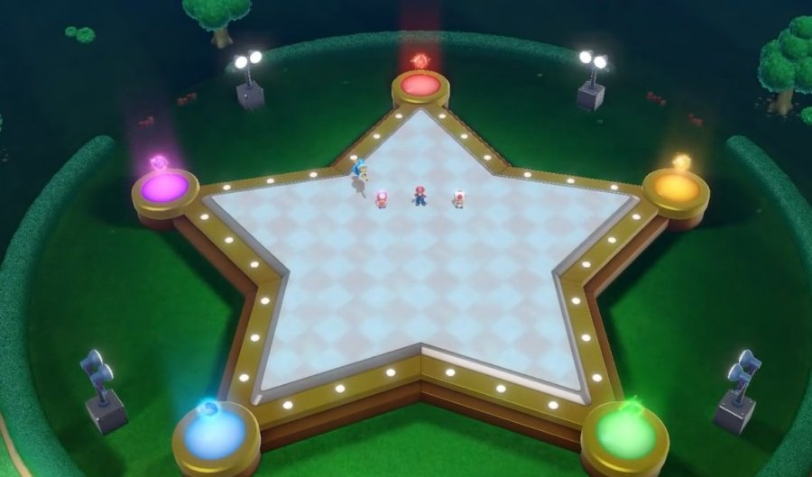 Super Mario Party Gem Guide