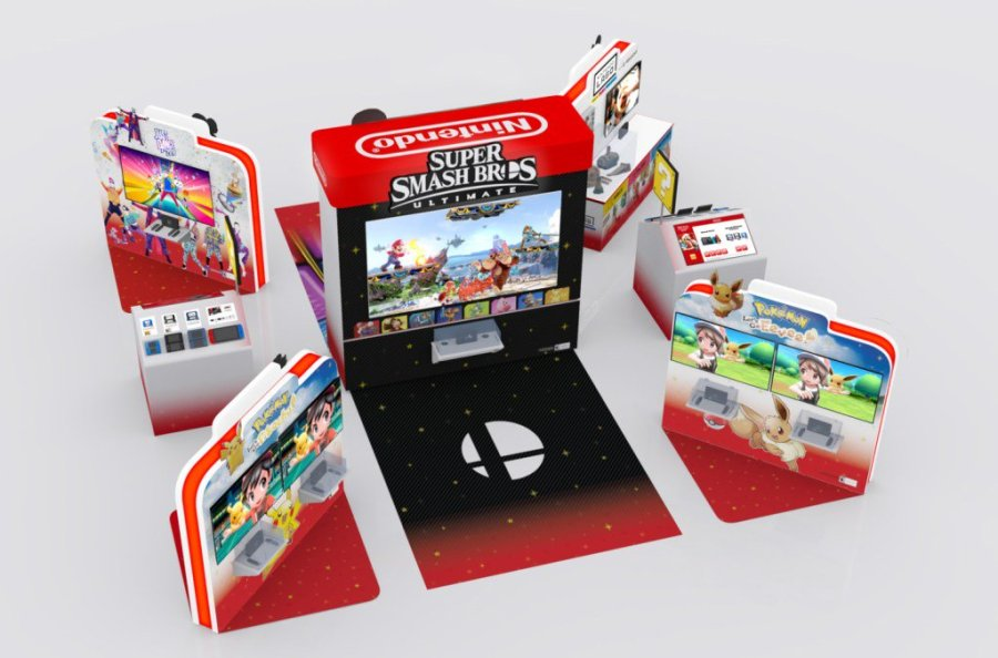 Nintendo Switch Holiday Experience
