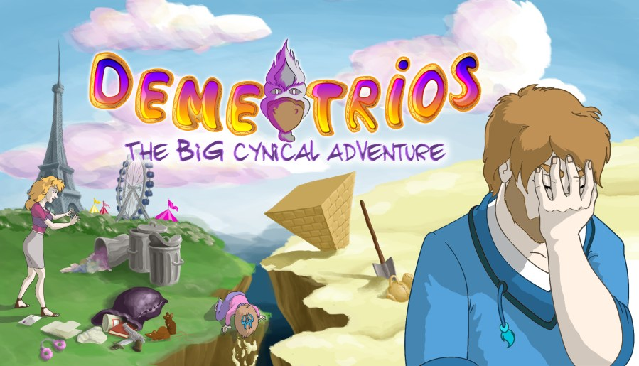 Demetrios – The BIG Cynical Adventure
