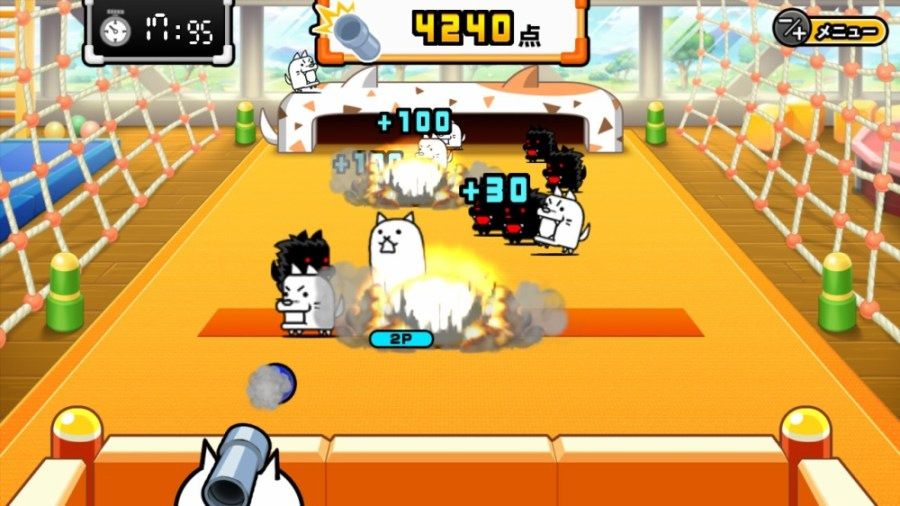 Battle Cats switch review