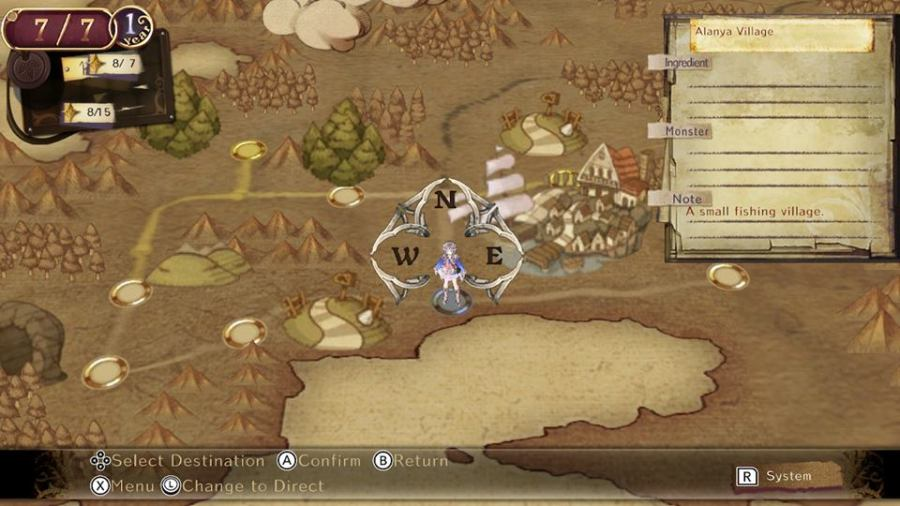 Atelier Totori ~The Alchemist of Arland~ DX switch review