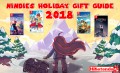 Nindies Holiday Gift Guide