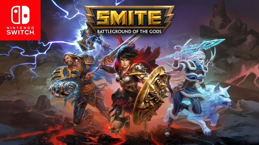 SMITE on Switch