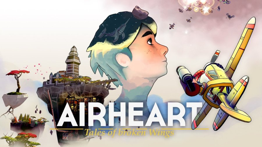 Airheart – Tales of broken Wings