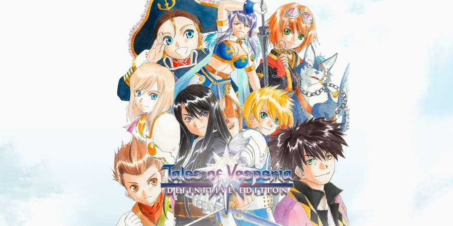 Tales of Vesperia: Definitive Edition switch review