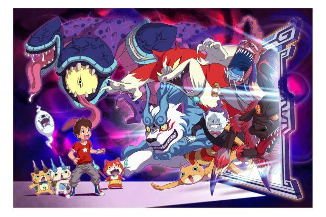 Yo-Kai Watch 4
