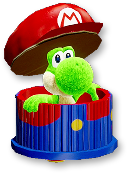 Yoshi's Crafted World amiibo guide