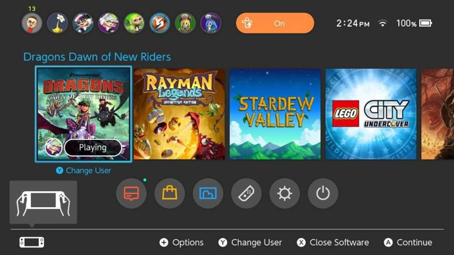 DreamWorks Dragons: Dawn of New Riders nintnedo switch review