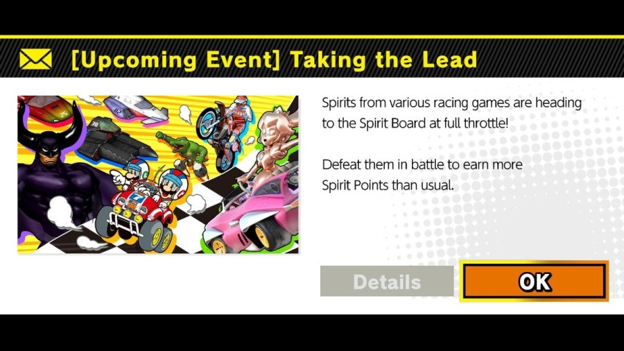Taking The Lead Spirit Event