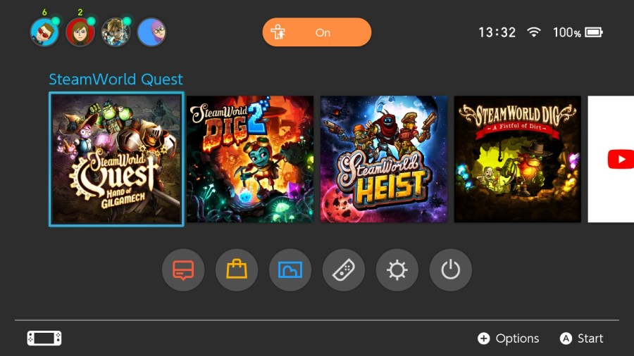 SteamWorld Quest Nintendo Switch review