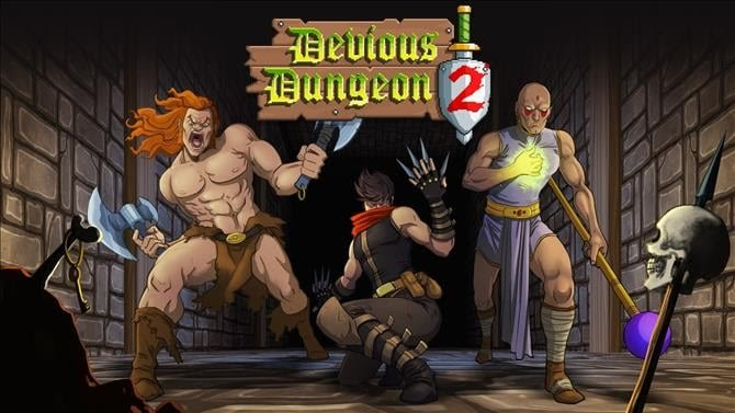 Devious Dungeon 2 Nintendo Switch review