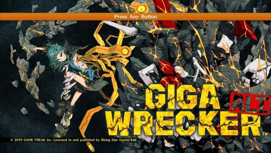 GIGA WRECKER ALT review