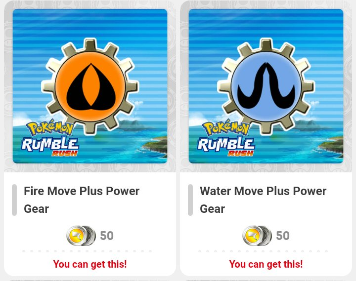 Pokémon Rumble Rush - My Nintendo Rewards