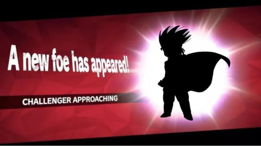 Super Smash Bros. Ultimate DLC Fighter