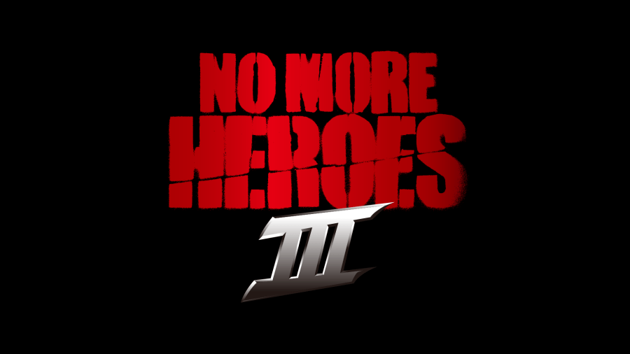 No More Heroes III Logo