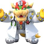 Dr. Mario World Artwork