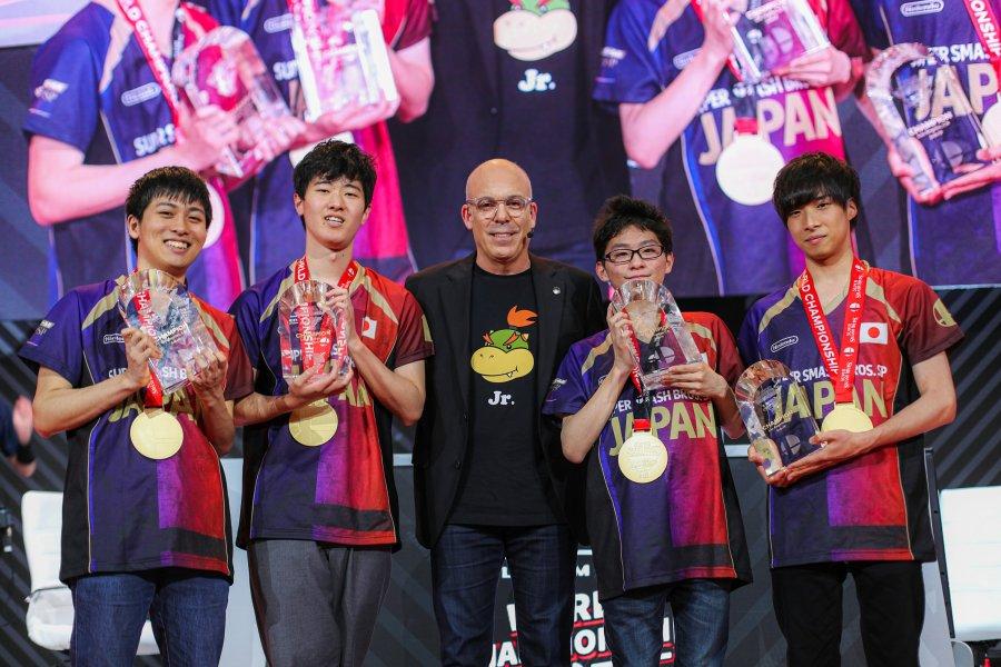 Super Smash Bros. Ultimate World Championship 2019 Winners