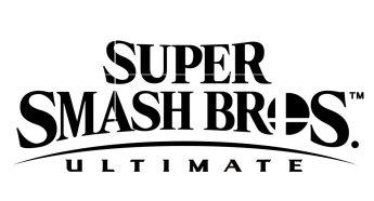 Smash Bros Ultimate Logo