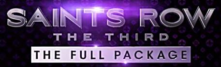 Saints Row - The Third Logo