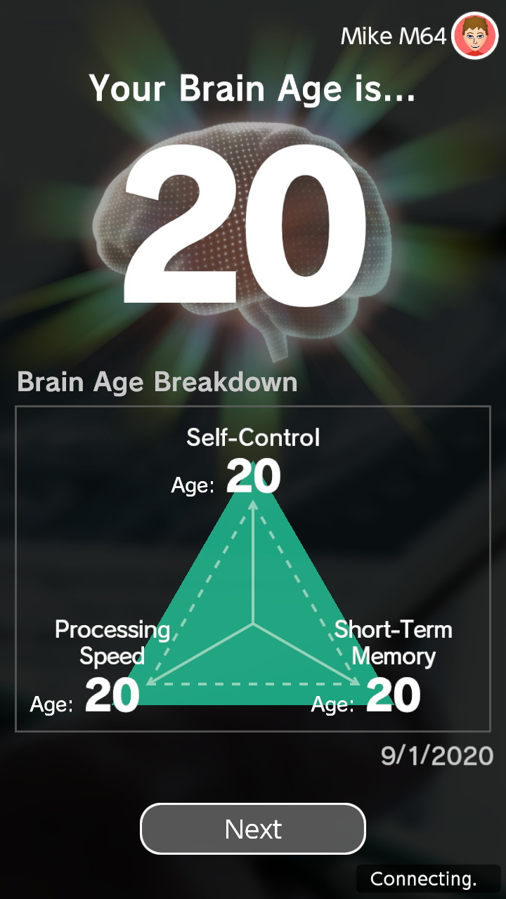 Brain Training (9)