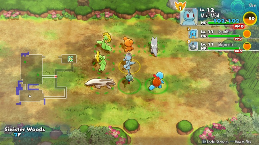 Pokémon Mystery Dungeon Rescue Team DX (3)