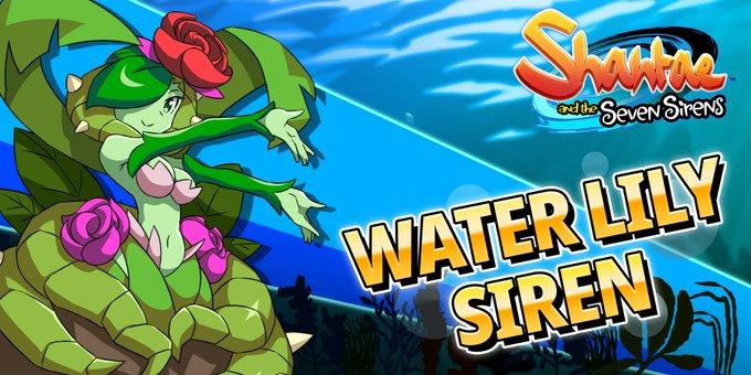 Shantae and the Seven Sirens WLS