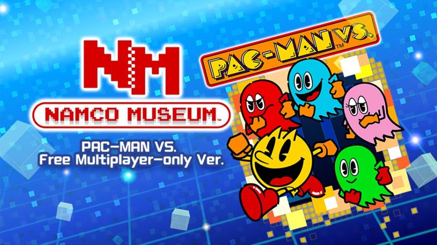 NAMCOMUSEUM-PACMAN
