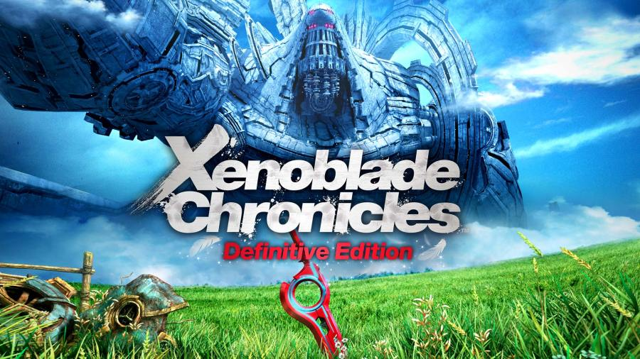 Xenoblade Chronicles Definitive Edition XCDE