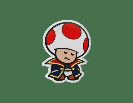 Cap Toad