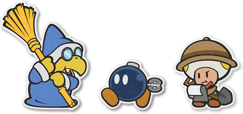 NSwitch_PaperMarioTheOrigamiKing_Story_Ride_Artwork
