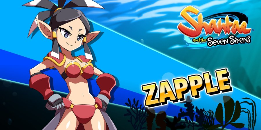 Shantae Zapple