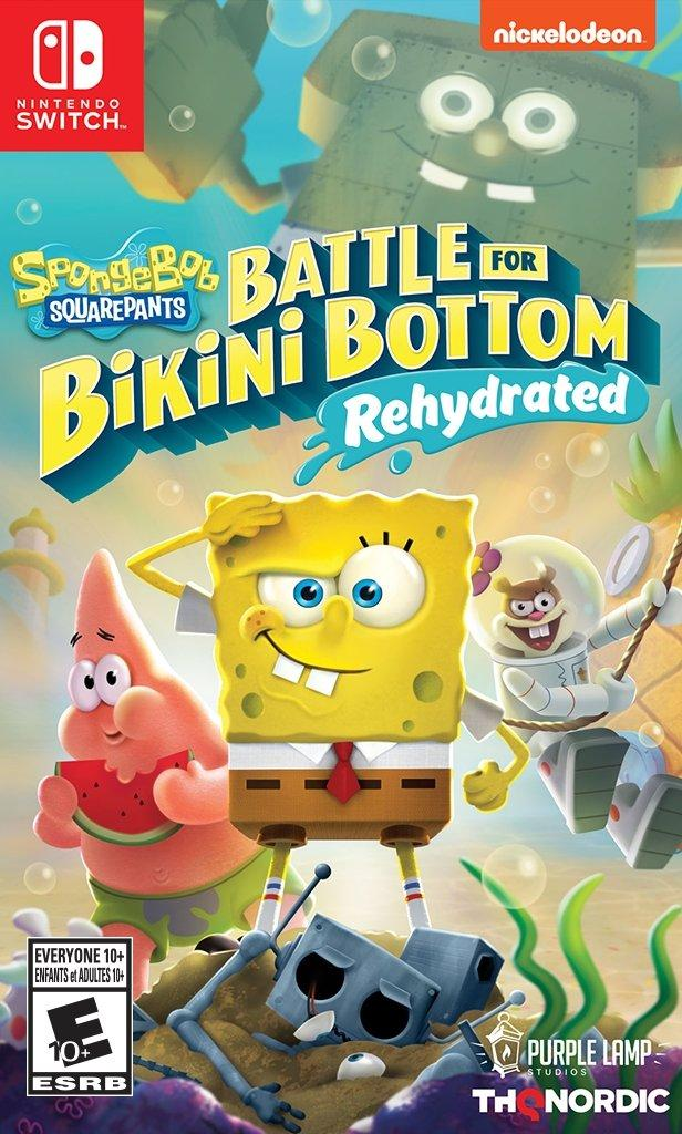 SpongeBob-SquarePants-Battle-for-Bikini-Bottom---Rehydrated