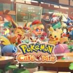 Pokémon Café Mix Gameplay