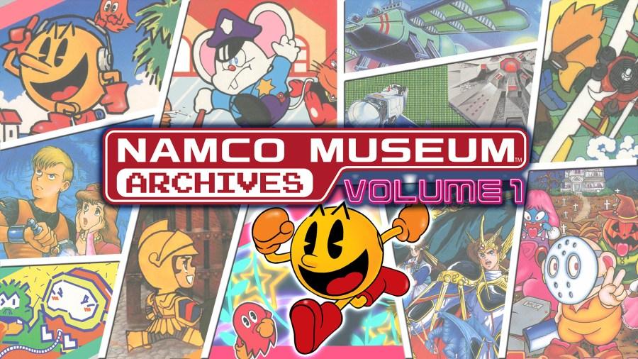 eShop Showcase #33 NAMCO MUSEUM ARCHIVES Vol 1 (Nintendo Switch)