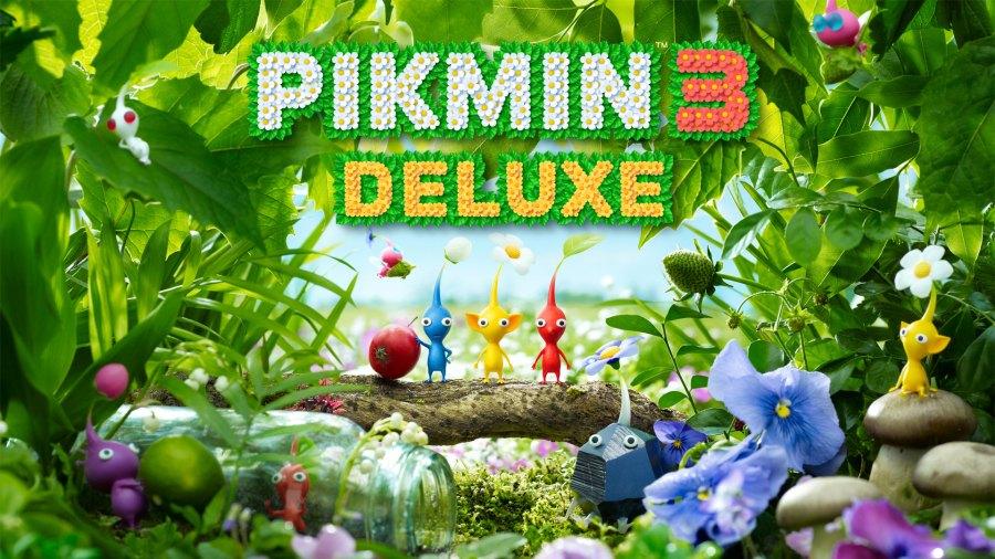 Pikmin 3 DX