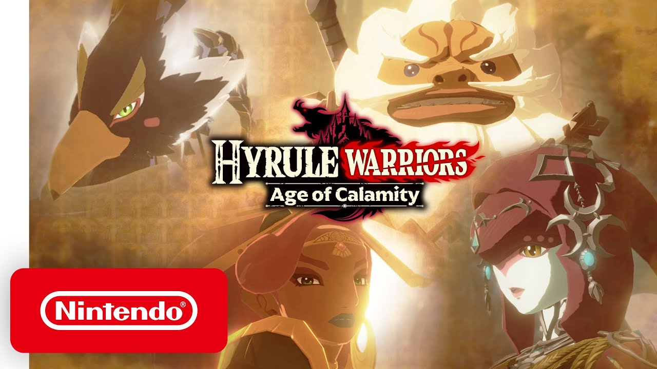 Video Champions Unite In A Brand New Hyrule Warriors Age Of Calamity Trailer Miketendo64