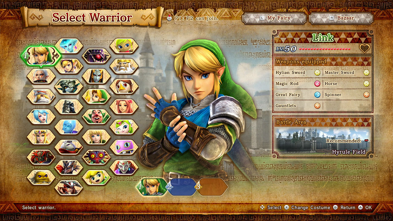 Hyrule Warriors Definitive Edition Character Unlock Guide 1 Miketendo64